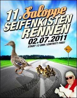 Saloppe Seifenkistenrennen 2011