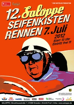 Saloppe Seifenkistenrennen 2012