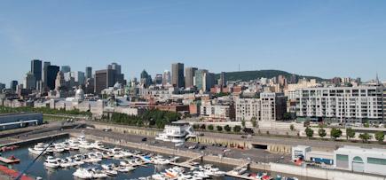 Montreal Hafen